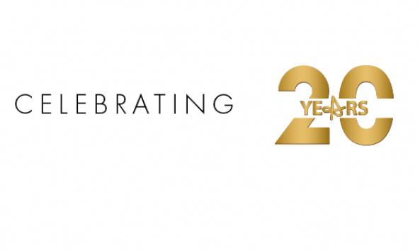 Apollo Energy 20th Anniversary logo
