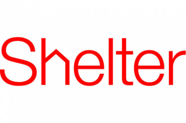 shelter charity logo